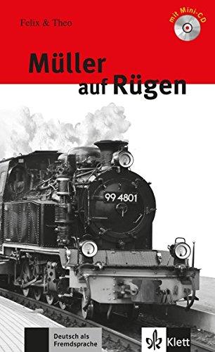 9783126064217: Müller auf Rügen (Stufe 3) - Buch mit Audio-CD: Deutsch als Fremdsprache in drei Stufen