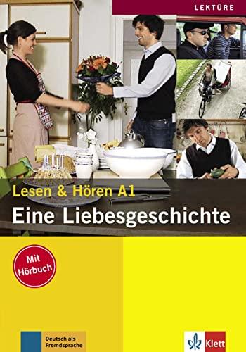 9783126064248: Eine Liebesgeschichte - Buch mit Audio-CD