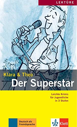 9783126064330: Leichte Krimis Fur Jugendliche in 3 Stufen: Der Superstar - Buch MIT Mini-cd (German Edition)