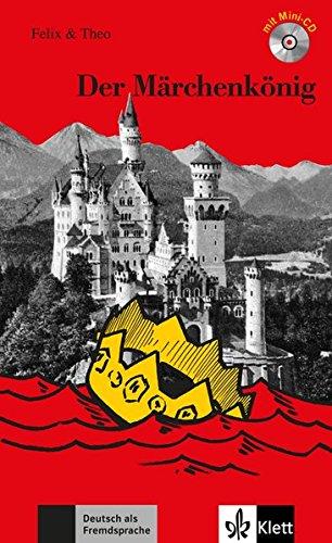 9783126064675: Felix und Theo: Der Marchenkonig - Buch mit Mini-CD