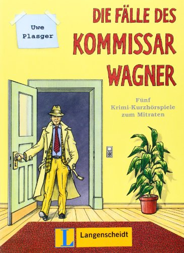 9783126064835: Die Falle DES Kommissar Wagner: Begleitheft