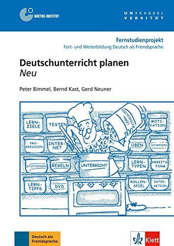 9783126064965: 18: Deutschunterricht planen - Buch mit DVD
