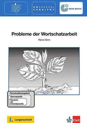 9783126065023: Probleme Der Wortschatzarbeit