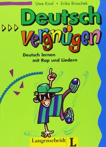 9783126065269: Deutschvergnugen: Lieder- Und Ubungsbuch (German Edition)
