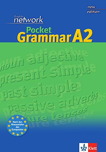 9783126065702: English Network Pocket Grammar A1/A2 - BuchA1/A2