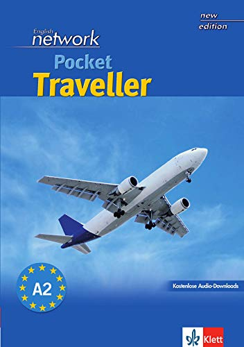 9783126065764: English Network Pocket Traveller A2. Buch mit Audio-Download