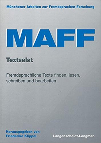 9783126066181: MAFF 2: Textsalat