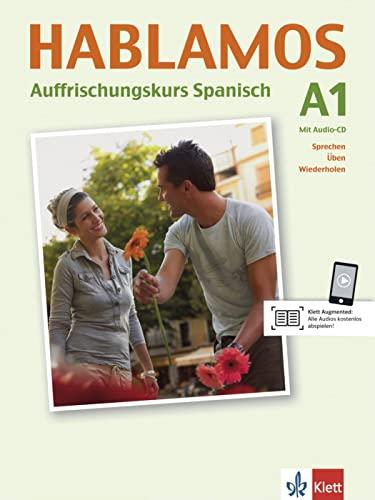 9783126066280: Hablamos - Buch mit Audio-CD
