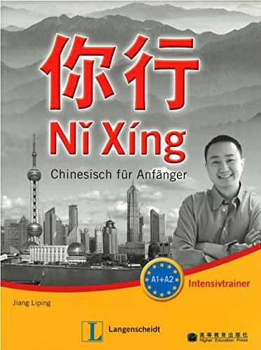 9783126066433: Ni Xing - Intensivtrainer mit Lösungen: Chinesisch für Anfänger