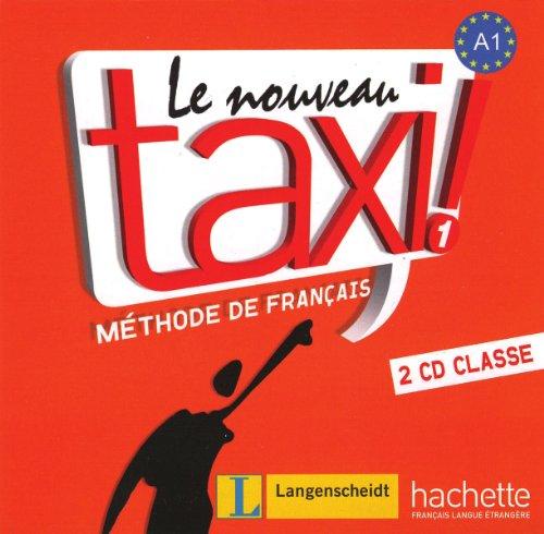 9783126066938: Le Nouveau Taxi! 1 - Version internationale - 2 Audio-CDs für den Unterricht