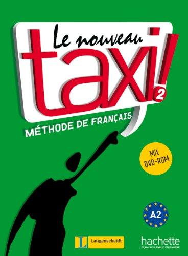 9783126066945: Le Nouveau Taxi ! 2: Lehrbuch mit DVD-ROM