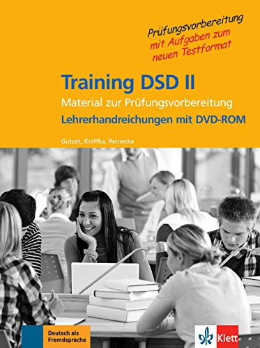 9783126067683: Training Dsd II: Lehrerhandreichung + DVD (German Edition)