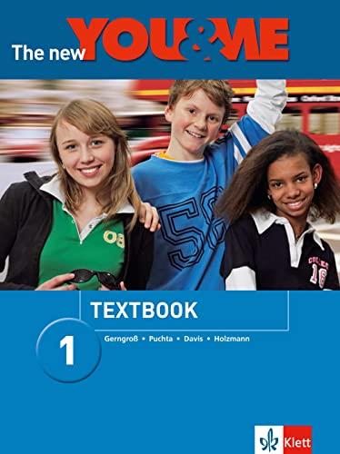 9783126067720: The New YOU & ME 1: Englisch Lehrwerk für Österreich - 5. Schulstufe. Textbook