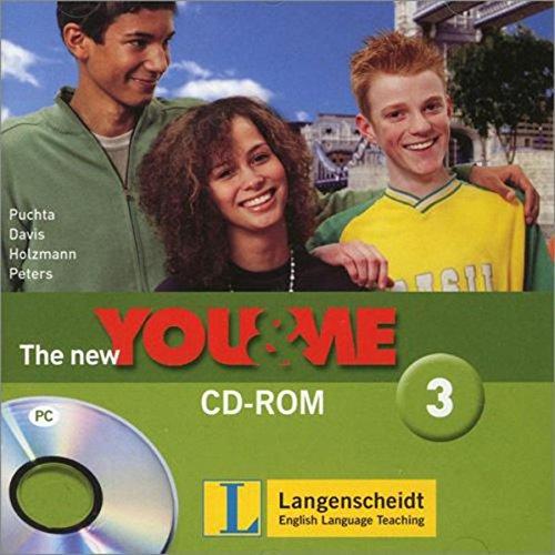 9783126067898: The New YOU & ME. Sprachlehrwerk für HS und AHS (Unterstufe) in Österreich / The New YOU & ME - CD-ROMs - CD-ROM 3 (Einzel-PC)