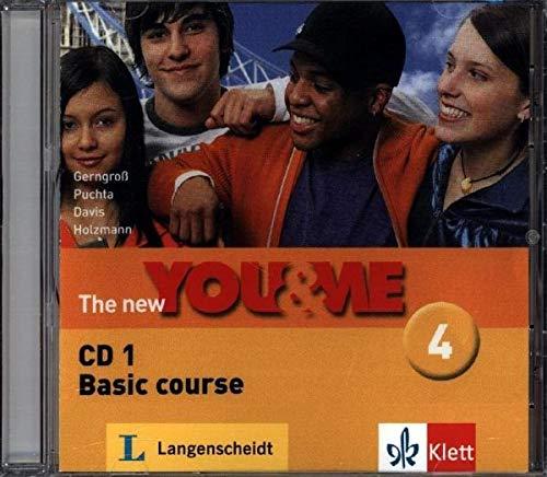 9783126067997: The New YOU & ME. Sprachlehrwerk für HS und AHS (Unterstufe) in Österreich / The New YOU & ME 4 - Basic Course - Audio-CD 1: Englisch Lehrwerk für Österreich - 8. Schulstufe