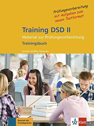 9783126068178: Training Dsd II: Trainingsbuch + Audio-CD (German Edition)