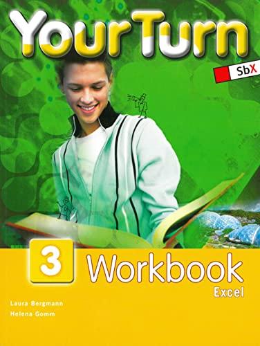 9783126068314: Your Turn 3. 7. Schulstufe. Workbook Excel