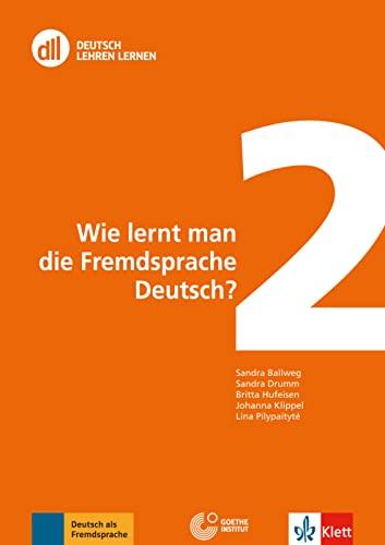 9783126069663: DLL 02: Wie lernt man die Fremdsprache Deutsch?: Buch mit DVD