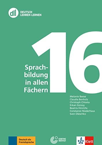 9783126069786: DLL 16: Sprachbildung in allen Fächern: Buch mit DVD