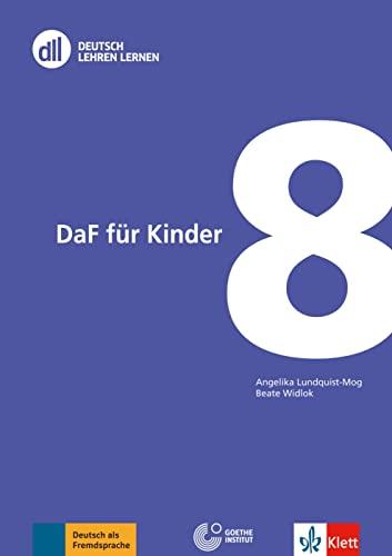 9783126069809: DLL 08: DaF f�r Kinder: Buch mit DVD