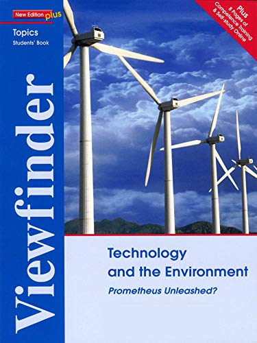 9783126069892: Technology and the Environment: Prometheus Unleashed? Student's Book