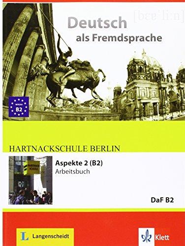 9783126069946: Aspekte 2 (B2) Arbeitsbuch mit Audio-CD