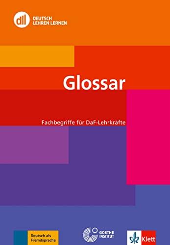 9783126070096: DLL Glossar. Fachbegriffe für DaF-Lehrkräfte