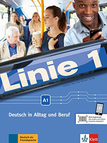 9783126070553: Linie 1 A1. Alum (+ Ejer + DVD-ROM)