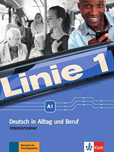9783126070591: Linie 1 A1. Intensivtrainer