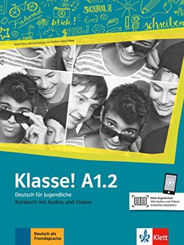 9783126071222: Klasse! a1.2 libro del alumno + audio
