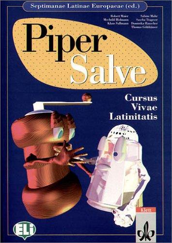 9783126145008: Cursus Vivae Latinitatis. Piper Salve. (Lernmaterialien)