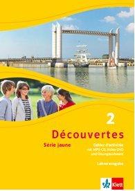 9783126220279: Découvertes 2 Série Jaune - Cahier d'activités - Lehrerausgabe