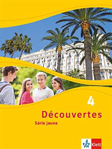 9783126220422: Découvertes 4. Série jaune (ab Klasse 6). Schülerbuch
