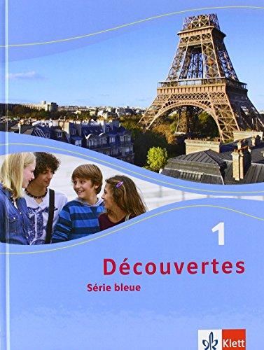 9783126221115: Découvertes 1. Schülerbuch Klasse 7: Série bleue (ab Klasse 7)