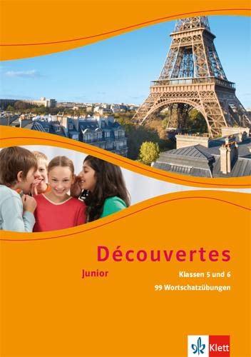 9783126222013: Découvertes 1 + 2. 99 Wortschatzübungen Klasse 5 und 6