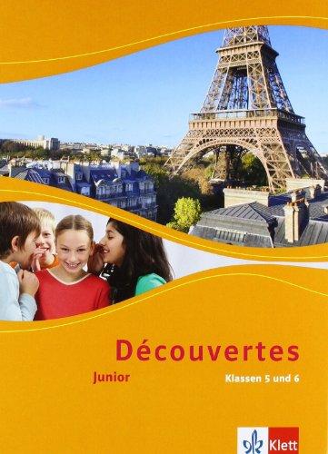 9783126222112: Découvertes 1 und 2. Schülerbuch Klasse 5 und 6: Junior (ab Klasse 5)
