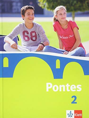 9783126223119: Pontes 02. Schülerbuch