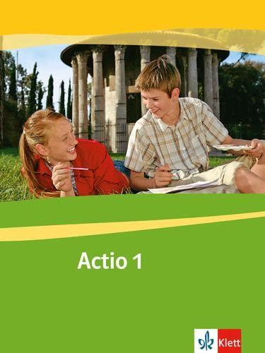 9783126231107: Actio 1. Schülerarbeitsbuch. Gesamtschule. Gymnasium. Alle Bundesländer au�er Bayern Rheinland-Pfalz
