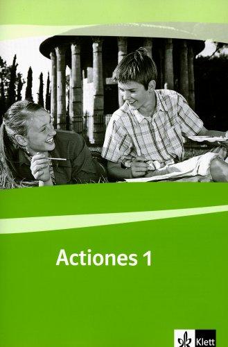 9783126231152: Actio. Actiones 1. Arbeitsheft zu den Lektionen 1-20