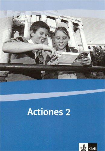 9783126231251: Actio. Band 2 Actiones. Schülerarbeitsheft