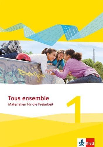9783126235112: Tous ensemble 1. Materialien für die Freiarbeit. Ausgabe 2013