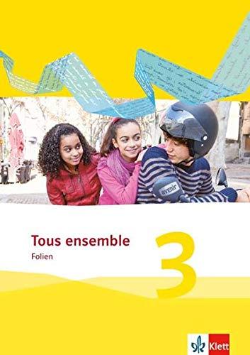 9783126236706: Tous ensemble 3. Folien. Ausgabe 2013