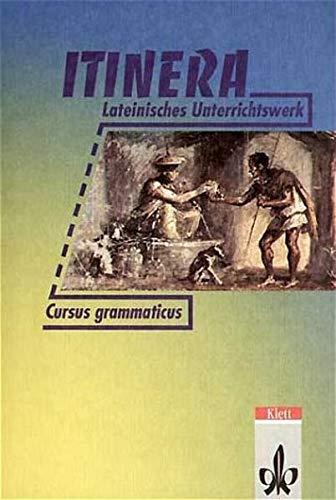 Itinera 2. Cursus grammaticus. Lesevokabular.: Lateinisches Unterrichtswerk: Klaus Weddigen