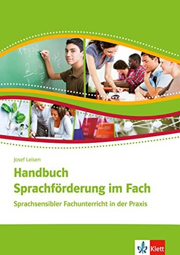 9783126668507: Handbuch Sprachförderung im Fach