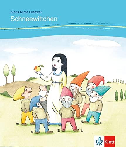 Schneewittchen: Deutsche Lektüre für Kinder mit Grundkenntnissen: Lundquist-Mog, Angelika, Grimm,