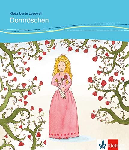 Dornröschen: Deutsche Lektüre für Kinder mit Grundkenntnissen: Lundquist-Mog, Angelika, Grimm,