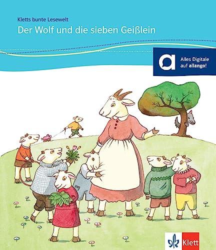 Der Wolf und die sieben Geißlein: Deutsche: Lundquist-Mog, Angelika, Grimm,