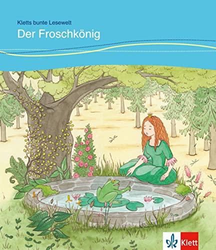 Der Froschkonig: fur Kinder mit Grundkenntnissen Deutsch.: Bruder Grimm, Angelika