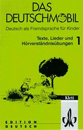 9783126750431: Das Deutschmobil - Level 1: Cassette 1 (Dialoge Und Lieder)