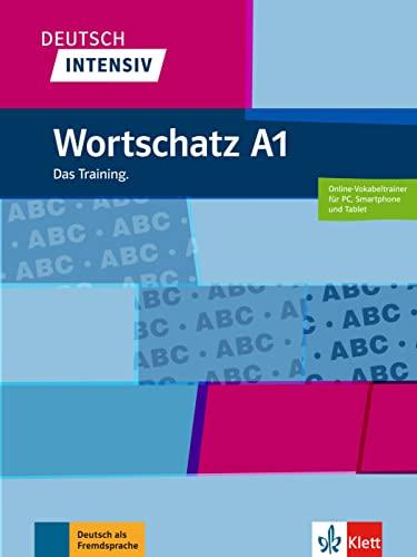 9783126750691: Deutsch Intensiv. Wortschatz A1: Das Training.. Buch + online